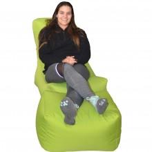 פופים דגם איגו - מושב + הדום