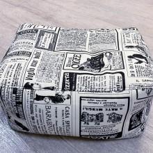 הדום מלבן עיתון